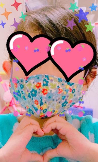 マスク 手作り